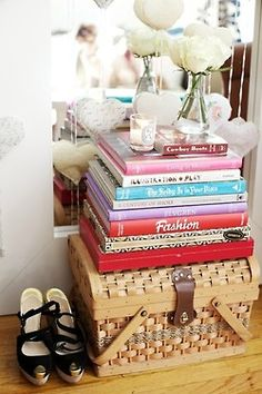 Coffee Table Books Stack Of Bedroom Accessories Interior Ideas