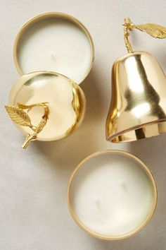 Golden Orchard Candle
