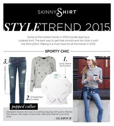 Collared Shirt Style Trends