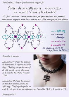 Resultado de imagen de Free Needle Tatting Instructions