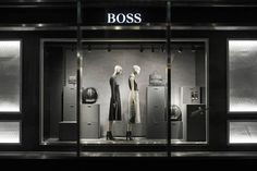 "HUGO BOSS, New York, ""I'm so glad you work here Brenda so I have someone to talk to every day about quitting"", creative by Oltre Frontiera Progetti, pinned by Ton van der Veer"