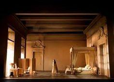 Les Noces de Figaro . Opéra de Paris .Ezio Frigerio -
