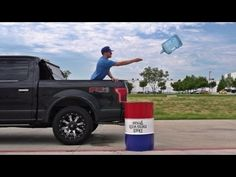 Water Bottle Flip Edition | Dude Perfect - YouTube Dude Perfect, Perfect Gif, S Youtube, Youtube Stars, Water Bottle Flip, Water Bottles, 5 Best Friends, Funny Dog Videos, Top Videos