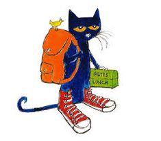 13 Best Pete the Cat images | Pete the cat, Pete, Cat clipart