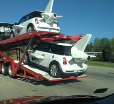 Plane cars