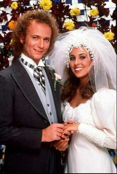 Luke and Laura Spencer of General Hospital