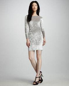 Alice + Olivia velvet #dress $84 (reg 242)
