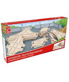 Hape - Advanced Track-Building Kit