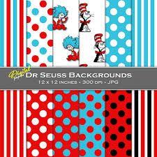 40 Dr Seuss Clipart PNG The Lorax Digital Graphic Image Dr Seuss ...