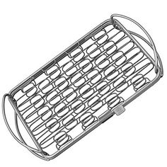 Fish Grill Basket SM - PERFECT FOR LARGE THICK FISHES - B... https://www.amazon.com/dp/B01IRDCVGW/ref=cm_sw_r_pi_awdb_x_hYGLybYXGQ0KA