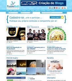 Portal colaborativo de festas e notícias