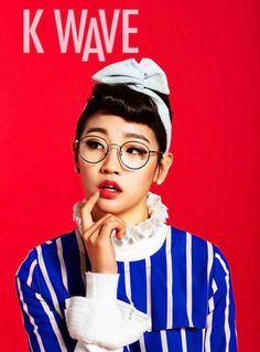 Park So Dam becomes a pin-up girl in 'K Wave' | allkpop.com