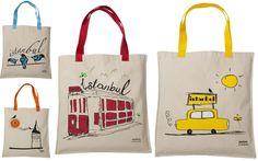 Yazlık Bez Çanta Modelleri | Çanta Modelleri