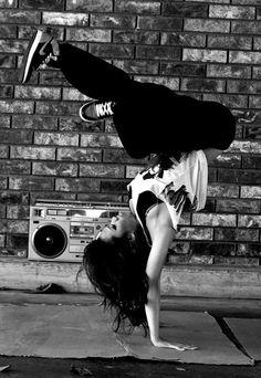 Learn to break dance like a champ.