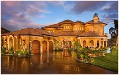 Mediterranean  Tuscan Estates  #ZacBacon #Placerluxuryproperties