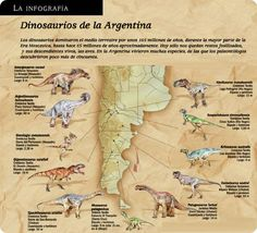 Dinosauri Patagonia infografica Patagonia, Map, Earth, South America, Dinosaurs, Parts Of The Mass, Location Map, Maps, Mother Goddess
