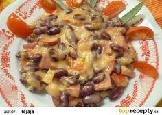 Maďarská fazole recept - TopRecepty.cz