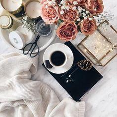 Today I need much more than this  Coffee anyone? ☕️  .  .  .  #morningcoffee #coffeetime #coffeelover #coffeemug #coffeelife #coffeeart #planner #stationery #flowers #roses #flowerstalking #flowerpower #marble #sweaterweather #flowerstagram #flowerslovers #fairylights #wonderland #candles #flatlay #comfy #scandinaviandesign #hygge #petitejoys #flatlays #blooms #coffeeaddict #chocolatelover    #Regram via @alabasterfox