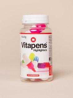 Vitapen Highlighters