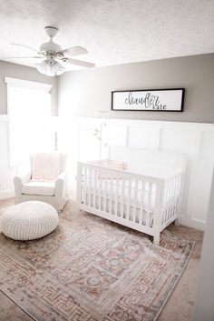 Outstanding baby nursery detail are readily available on our internet site. Nursery Signs, Nursery Room Decor, Nursery Ideas, Girl Nursery, Room Ideas, Newborn Nursery, Project Nursery, Nursery Neutral, Accent Wall Nursery