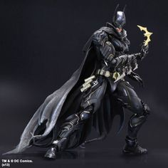 Play Arts Kai - Batman (DC Comics Variant) by Square Enix: £74.99 (saving 25% against the RRP)