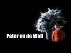 Peter en de Wolf - Sprookjes, Luistersprookjes en Vertellingen - YouTube