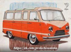 УАЗ 452 ''UAZWagen''