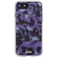 Women's Sonic Terrazzo Lilac Iphone 6/6S/7/8 & 6/6S/7/8 Plus Case ($45) ❤ liked on Polyvore featuring accessories, tech accessories, lilac, iphone rubber cases, iphone cover case, pattern iphone case, iphone cases and print iphone case