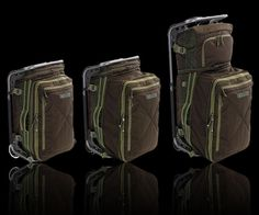 Giveaway: Kelty Ascender 22 Modular Luggage | DudeIWantThat.com