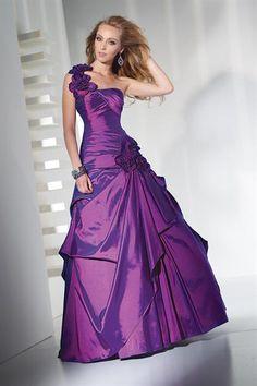 Alyce 6785 Dress Purple