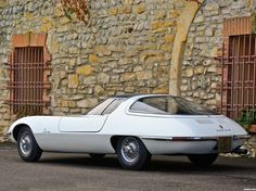 1963 Bertone Chevrolet Testudo