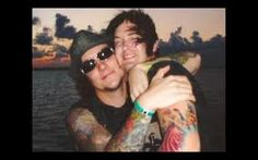 Jimmy Sullivan and Brian Haner Jr ~ The Rev and Synyster Gates