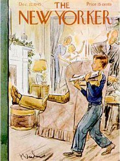 December 22, 1945 - Perry Barlow