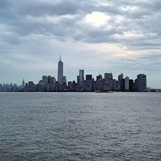 New York Harbor - @Jeffrey P