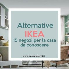 15 negozi di arredamento per la casa che sono ottime alternative IKEA Best Interior Design, Interior Design Inspiration, Ikea Expedit, Home Organisation, Next At Home, Home Hacks, Home Decor Kitchen, Home Staging, Home Living Room