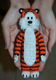 Ravelry: Mini Hobbes pattern by Ana Amélia (Miahandcrafter)