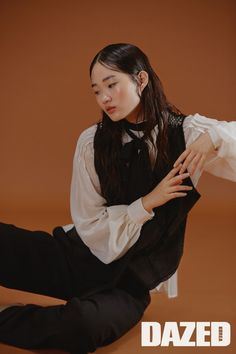 Shin Hyun Ji by Hwang Hye Jeong for Dazed and Confused Korea Sept 2015