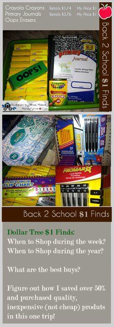 Shopping Trips, Savings Advice and great back to school tricks! mandyfyhrie.com