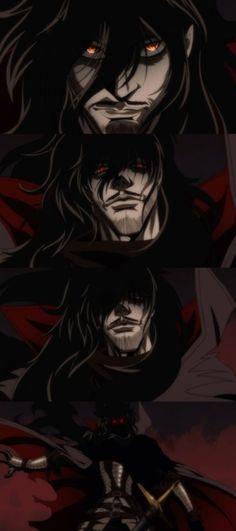 Hellsing Ultimate Alucard the Count Level Zero Restriction
