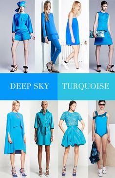 Deep Sky/Turquoise
