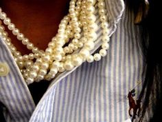 pearls and polo