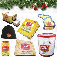 #BetterMade Gift Ideas