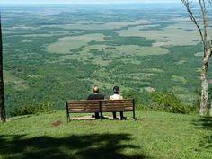 Cordillera de Ybyturuzú, Cerró Acati, Dpto. de Guairá- Paraguay