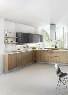 Die 92 besten Bilder von Offene Küchen | New kitchen, Open plan ...
