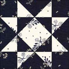 1235 Mosaic #10 Star Quilt Blocks, Quilt Block Patterns, Star Patterns, Dear Jane Quilt, 365 Day Challenge, Sampler Quilts, Half Square Triangles, Book Quilt, Cross Stitching