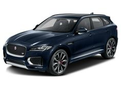 2017 Jaguar F-Pace First Edition