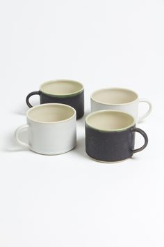 Hand Thrown Mug - Charcoal – Oggetto