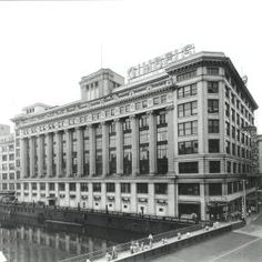 Gimbels  Downtown Milwaukee. where my mom worked as a teenager. HA
