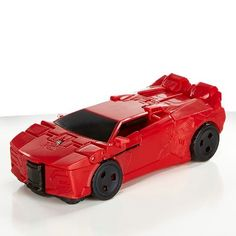 Transformers Robots in Disguise 1-Step Changers Sideswipe Figure