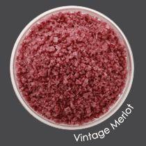 Fusion Salt: Vintage Merlot sea salt #saltworks used in our Olallieberry/Raspberry #PeanutButterCup. www.thejoycupco.com